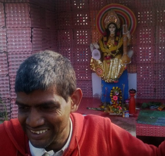 shuktara - Saraswati Puja 2015