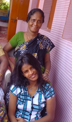 shuktara - Lali and Maashi in Puri