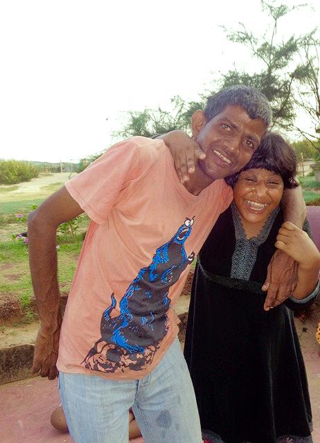 shuktara - Sunil & Muniya in Puri