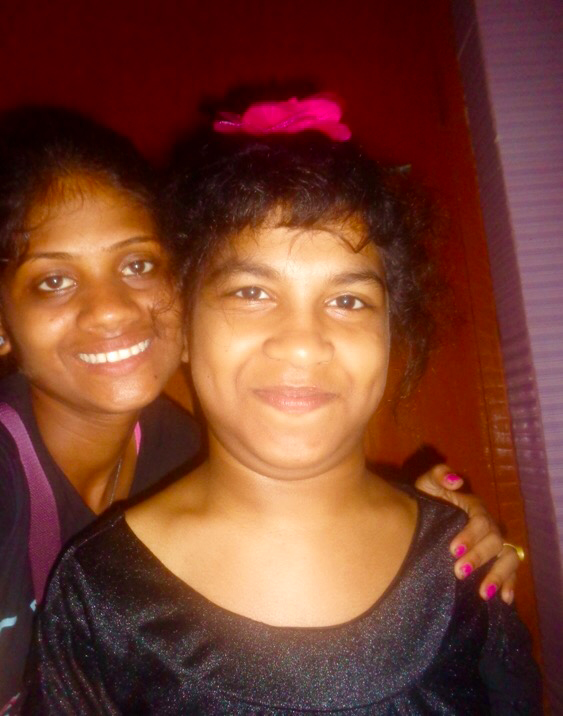 shuktara - Ipshita and Prity in Puri