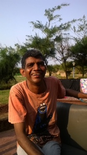 shuktara - Sunil in Puri, India