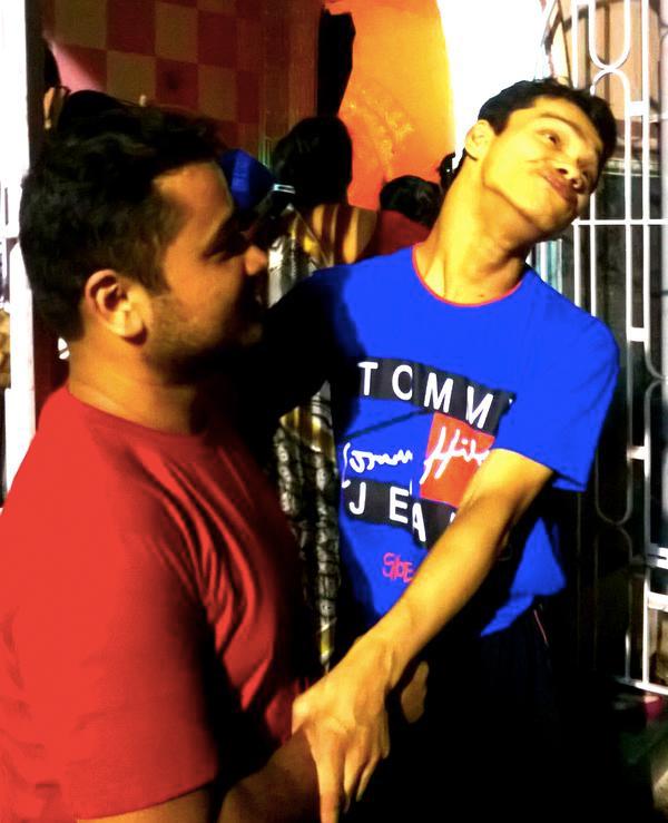 Pappu and Ashok