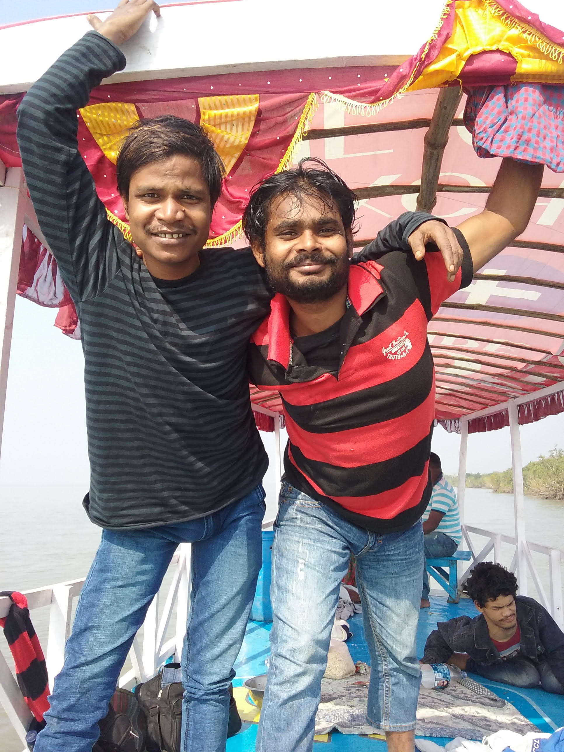 2015 Shuktara - Sundarbans Bapi and Sanjay