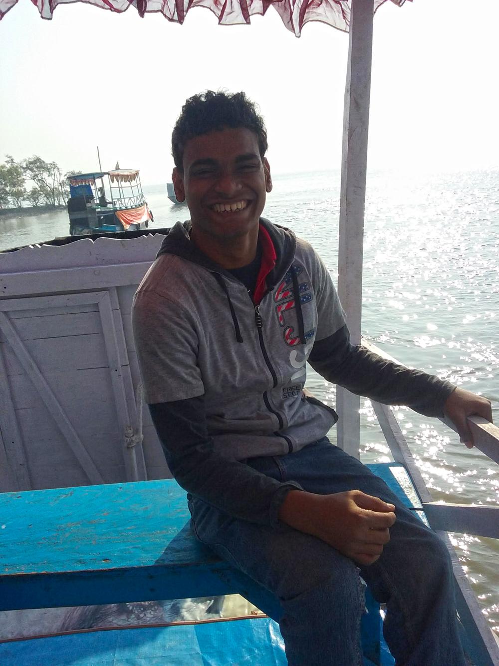 2015 Sundarbans - Raju
