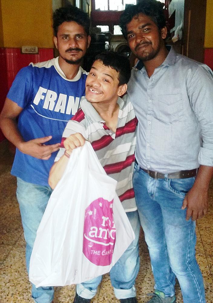 shuktara home for young adults with disability - Ashok and Sanjib