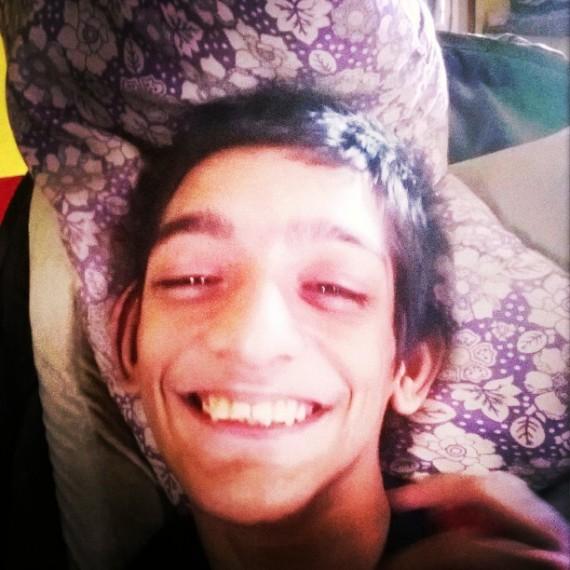 shuktara - 2016 Ratan smiling