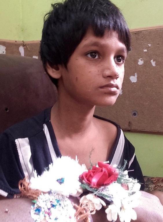 shuktara home fshuktara home for girls with disabilities - Puja