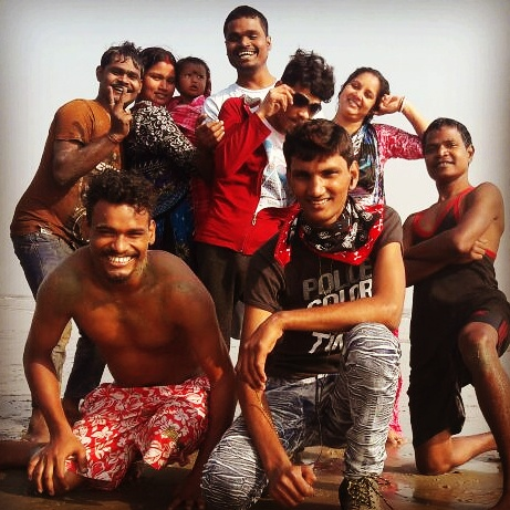 shuktara home for disabled young adults - 2017 January - Shuktara Cakes staff takes a holiday