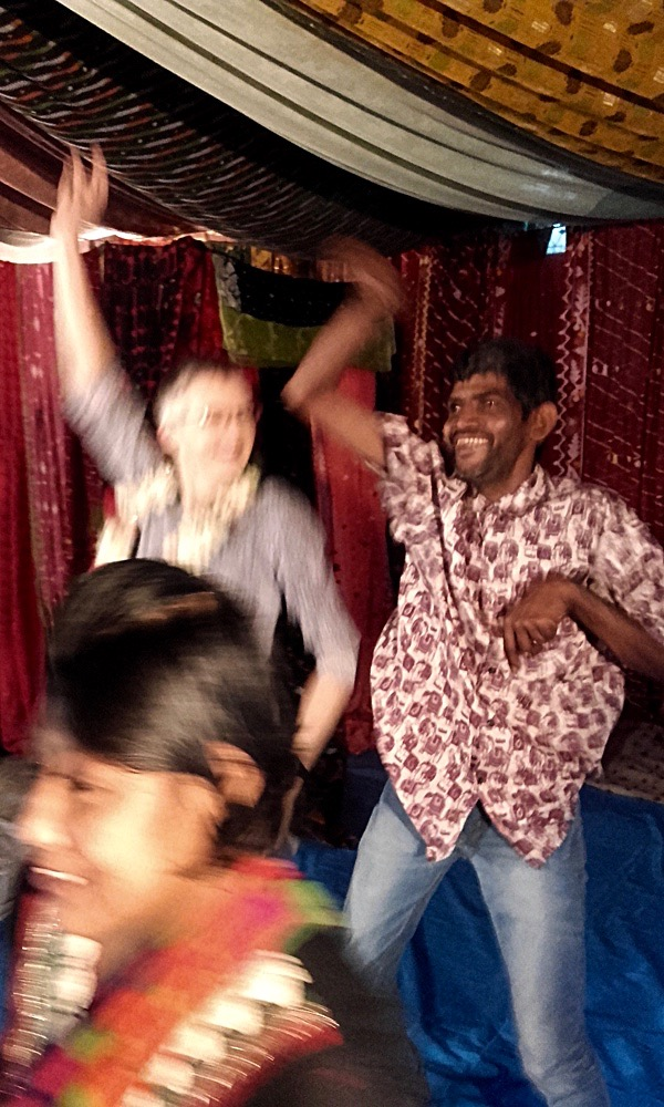 shuktara home for young adults with disabilities - 2017 February - Sunil dancing