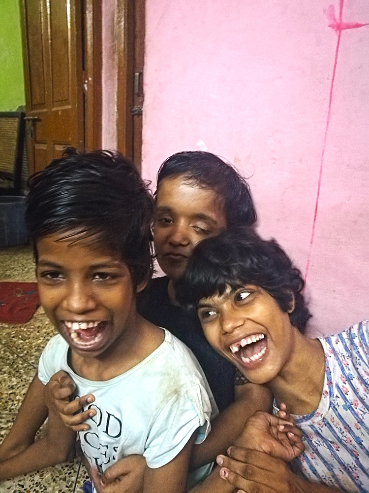 shuktara homes - 2017 Novemeber - Guria, Moni and Tamina