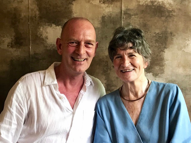 shuktara home for young adults with disability - 2017 February - David Earp and Sheila Cook