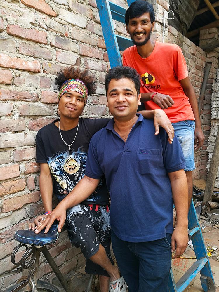 shuktara boys home - 2018 February - Raja, Pappu and Pinku