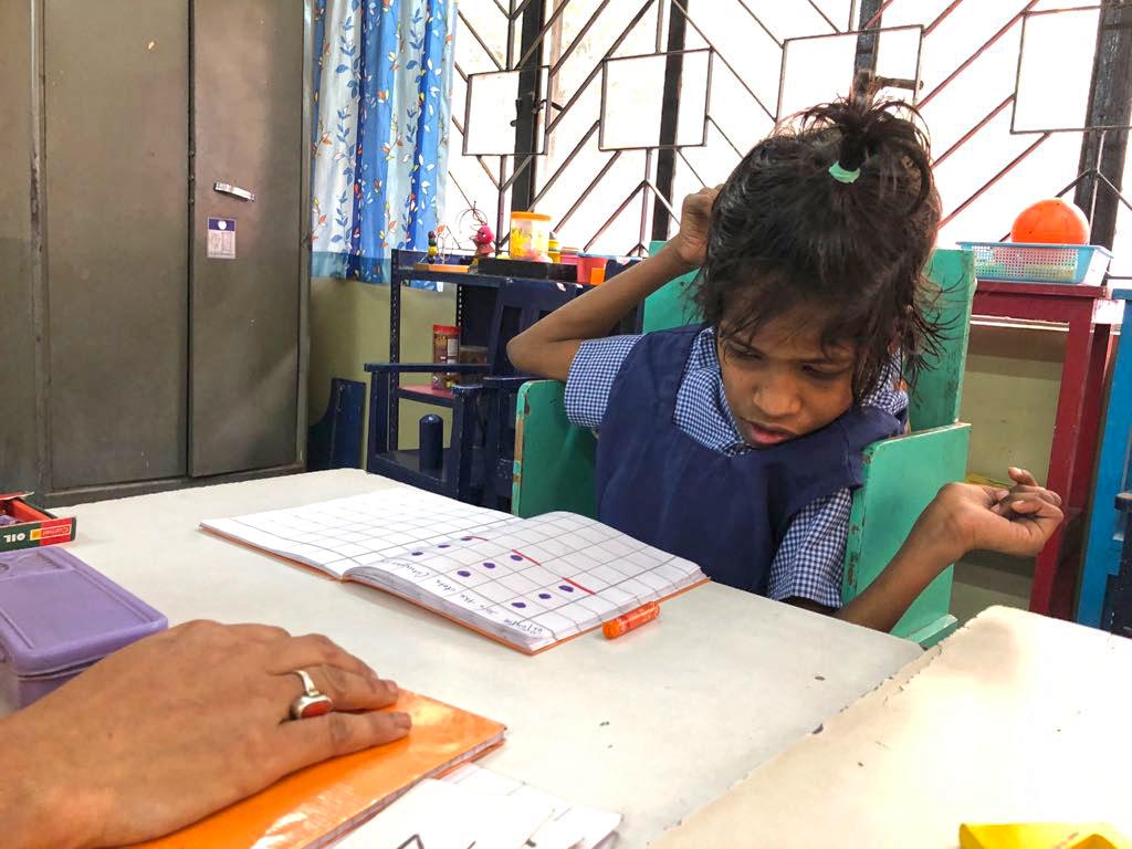 shuktara home for disabled girls - Guria at REACH