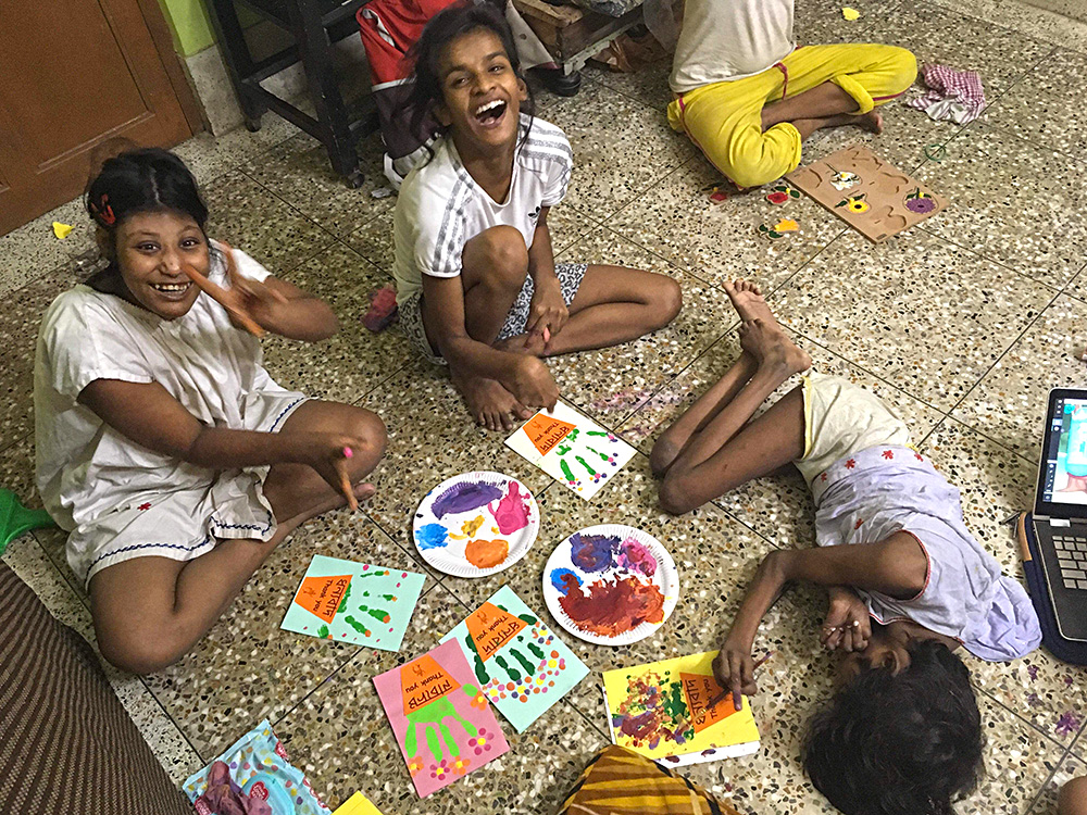 Lula Bari - shuktara home for disabled girls