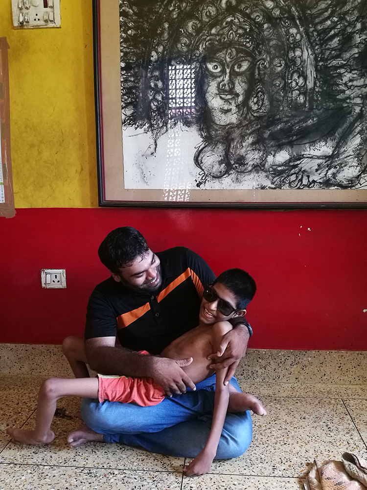 shuktara homes for young people with disabilities - Aakash
