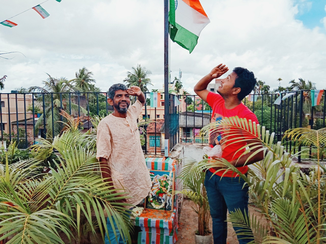 shuktara home for people with disabilities celebrates Independence Day