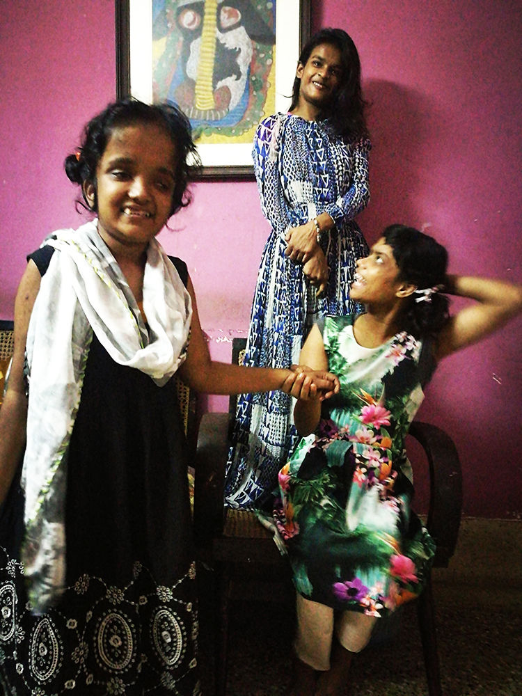 shuktara homes for young people with disabilities - Lula Bari