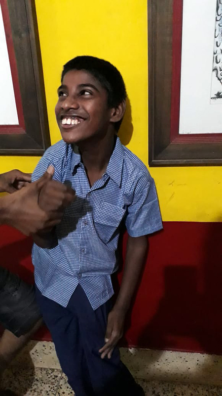 shuktara homes for disabled people