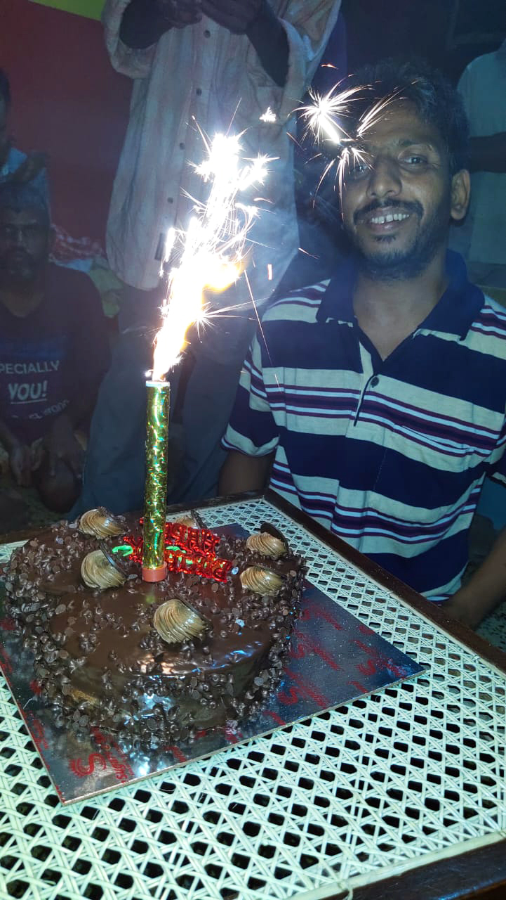 shuktara homes celebrates Bablu's birthday