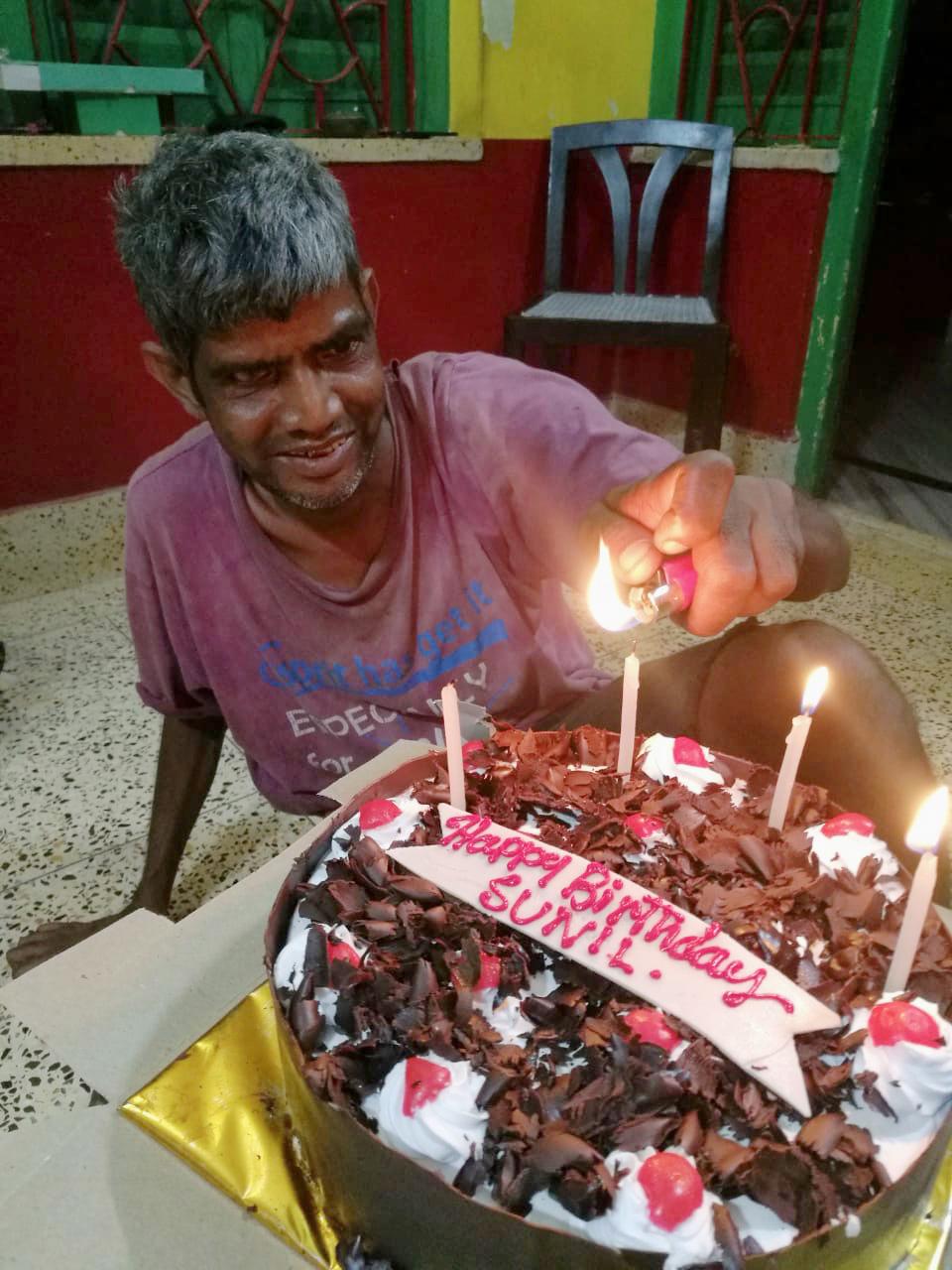 shuktara - Sunil's birthday