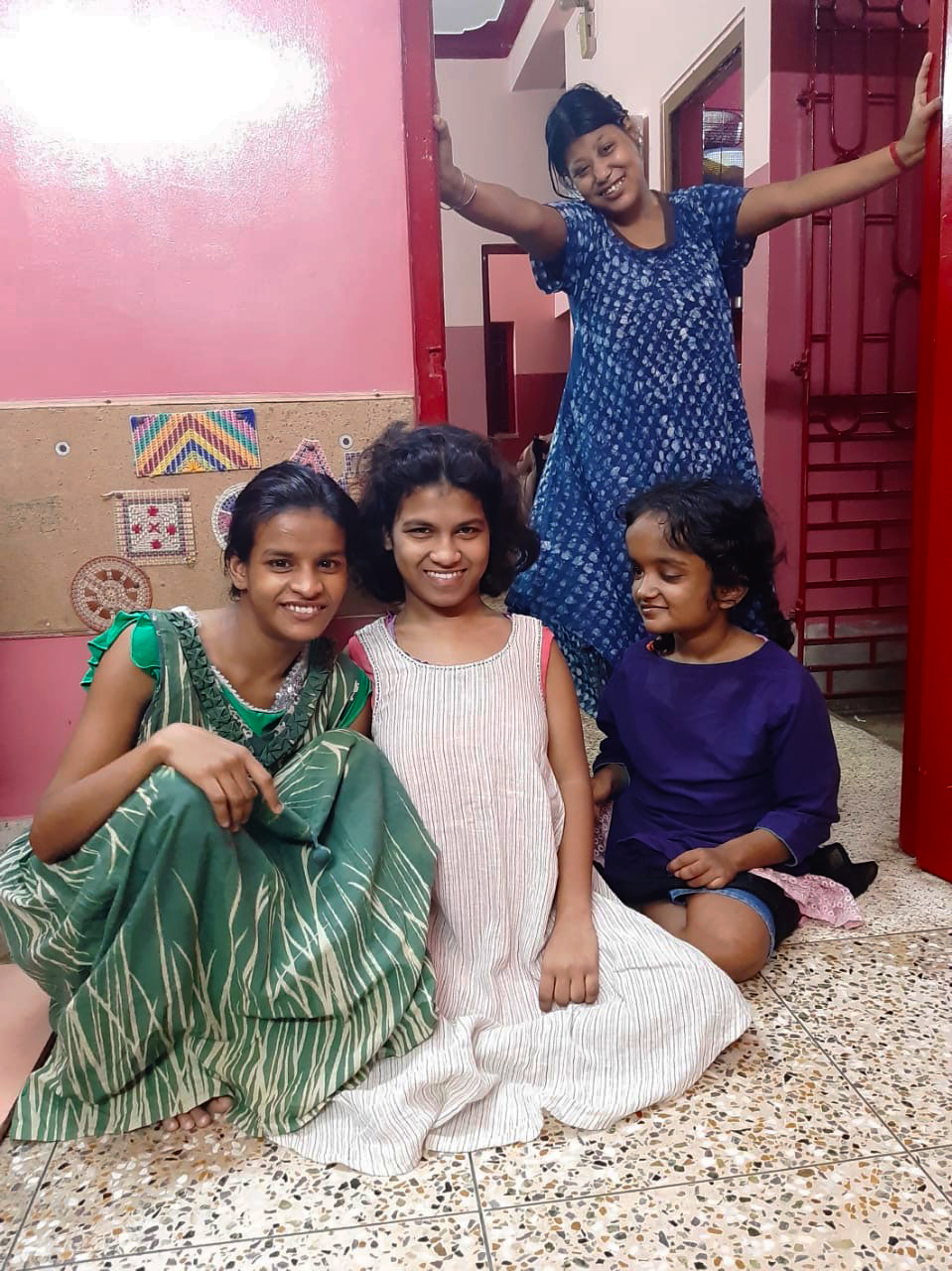 shuktara - girls of Lula Bari
