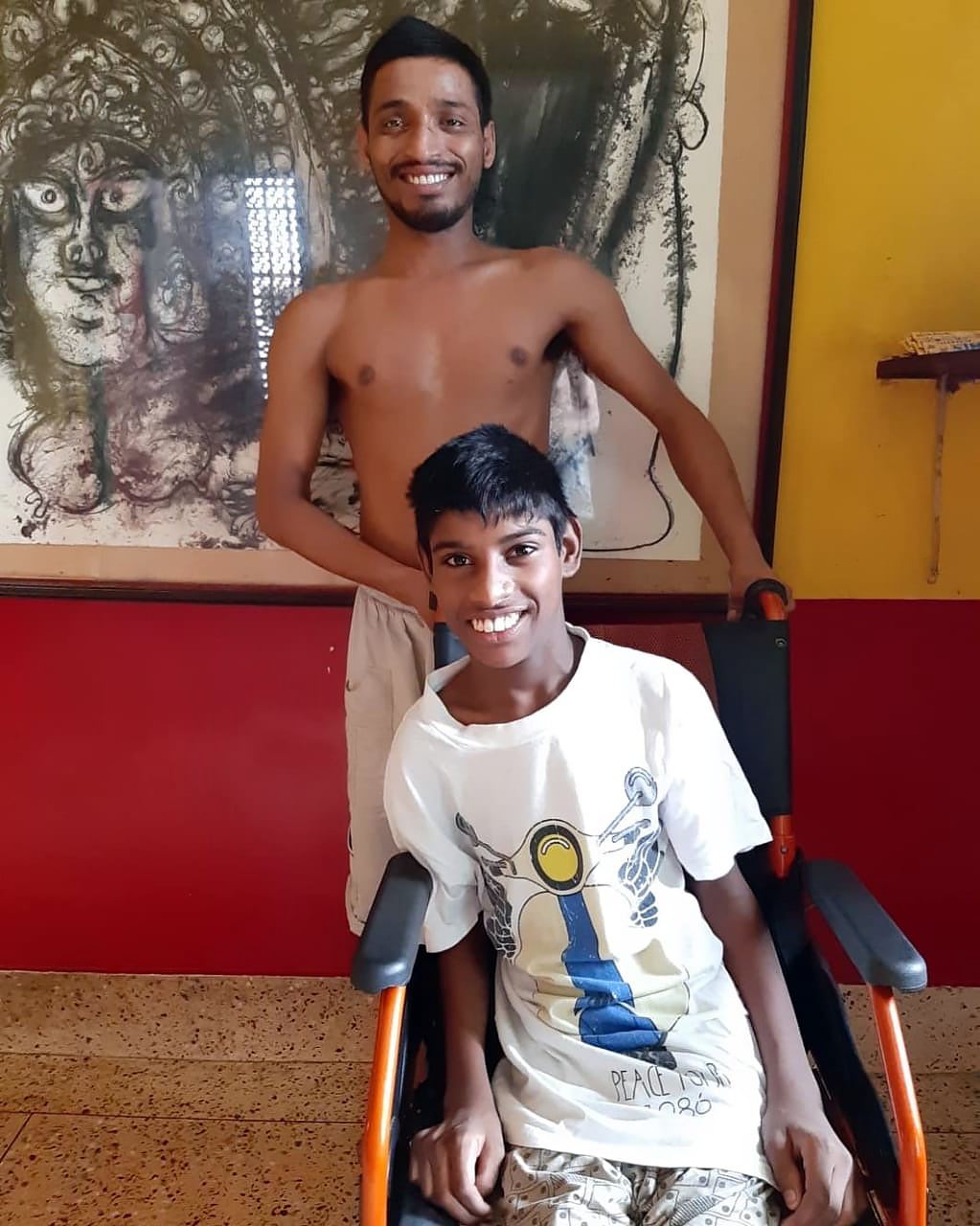 shuktara - Vijay and Bappa