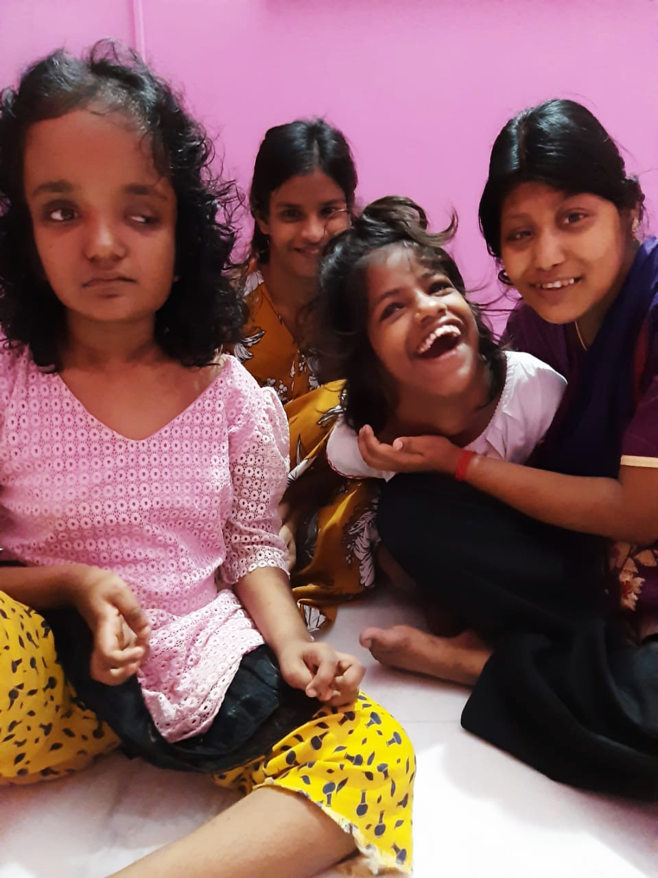 shuktara - the new pink Lula Bari