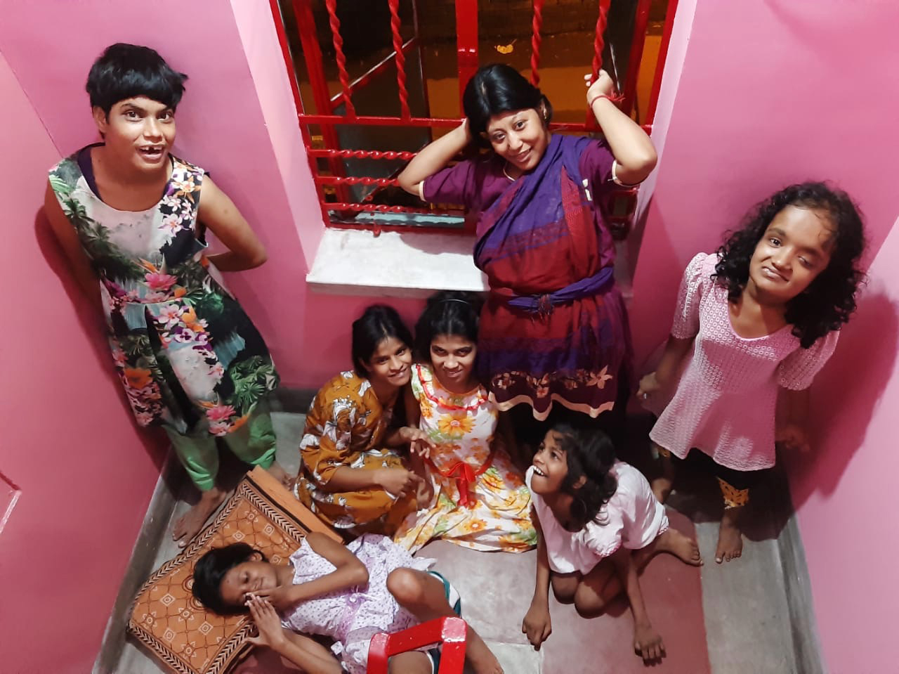 shuktara - the girls of Lula Bari