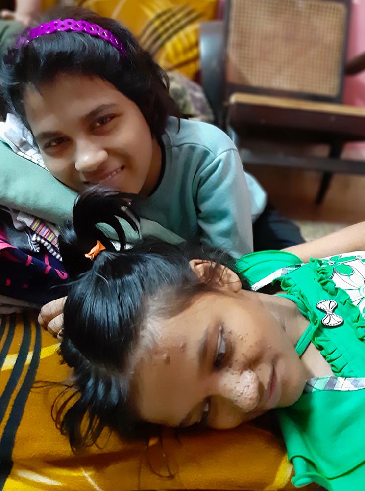 shuktara - Prity and Puja