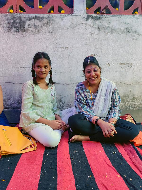 shuktara Jagadhatri Puja - Puja and Muniya