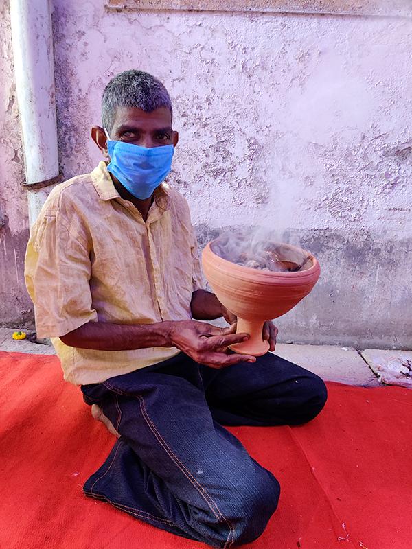 shuktara Jagadhatri Puja - Sunil