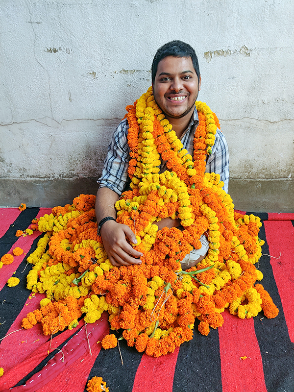 shuktara Jagadhatri Puja - Sumon