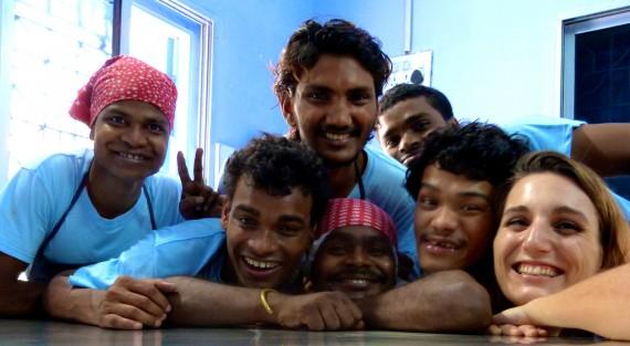 Shuktara Cakes team