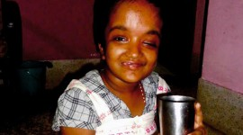 Moni Mondal will go to school for the first time