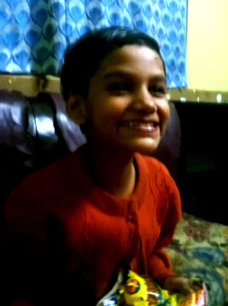shuktara - Puja smiles! January 2016