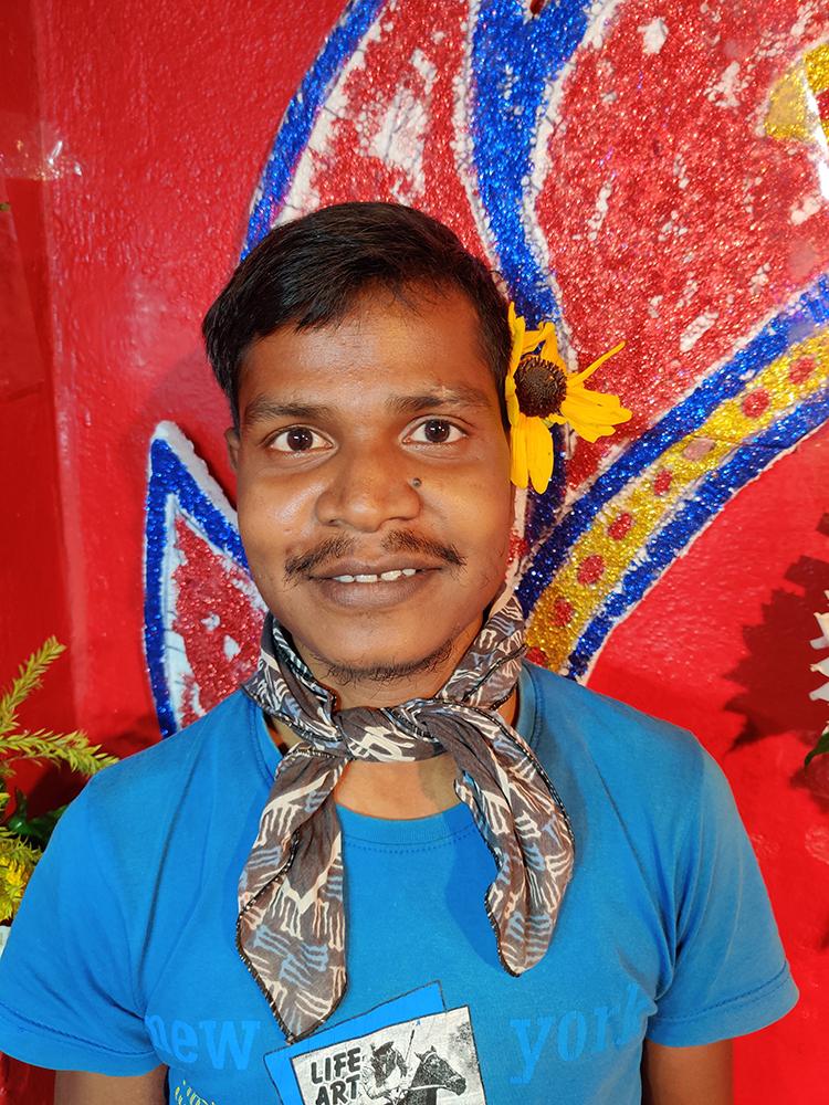 2021 Saraswati Puja - Bapi