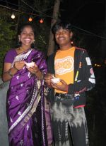 shuktara - 2005 - Rekha and Bapi at Swappan's wedding