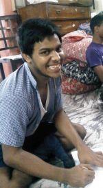 shuktara 2011 - Sumon smiling