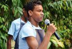 2013 - Raju speaking at Shuktara Cakes event
