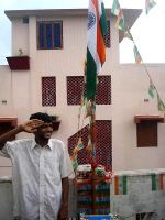 shuktara 2013 - Sunil on Independence day