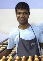 shuktara - 2013 working at Shuktara Cakes