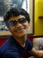 shuktara 2014 - Ashok wearing shades