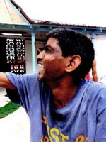 shuktara 2014 - Sunil laughing