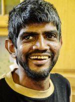 2014 - Sunil always smiling