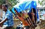 shuktara - 2014 - Bapi taking Raja by cycle-rickshaw