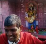 shuktara January 2015 - Sunil on Saraswati Puja