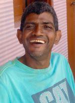 shuktara May 2015 - Sunil laughing, Puri holiday