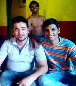 shuktara November 2015 - home from rehab with Pappu (Raju in background)