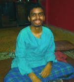 shuktara December 2015 - Anna sitting