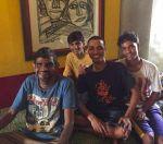 shuktara February 2016 - Sunil, Pinku, Vijay & Rajesh
